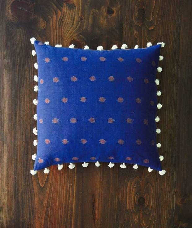 Rising Tide Fair Trade Dotty Dash Pillow