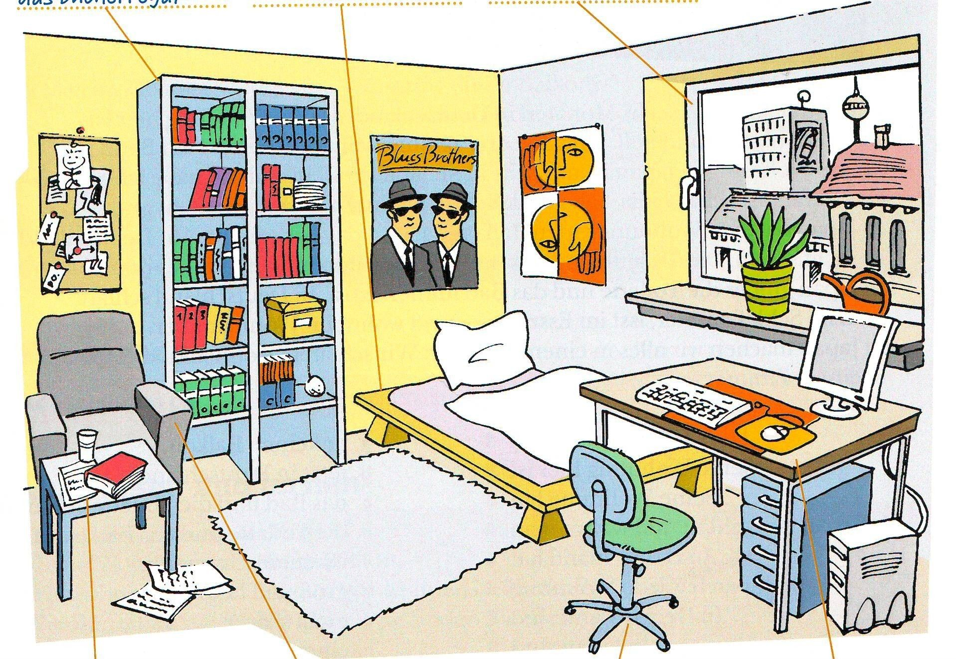 Zimmer Beschreiben Englisch Machanay Com In Italienisch