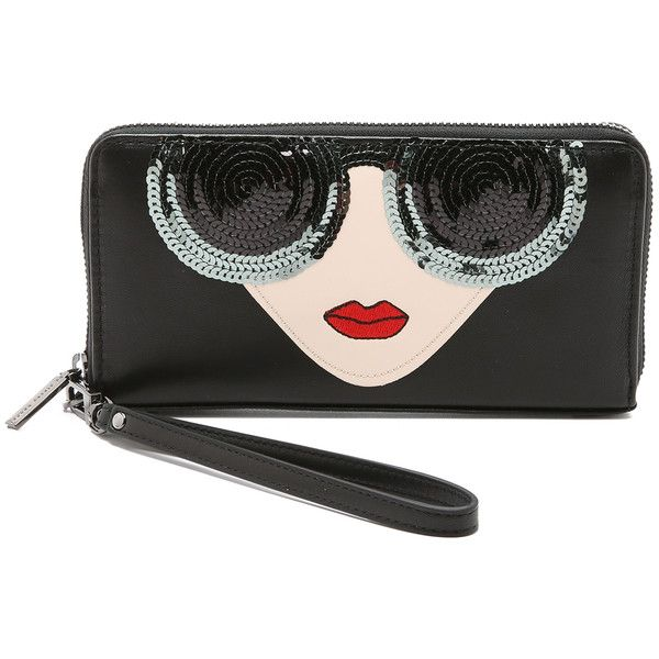 alice   olivia Stacey Face Wallet