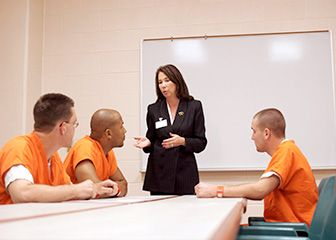 Who What Probation Officers And Correctional Treatment