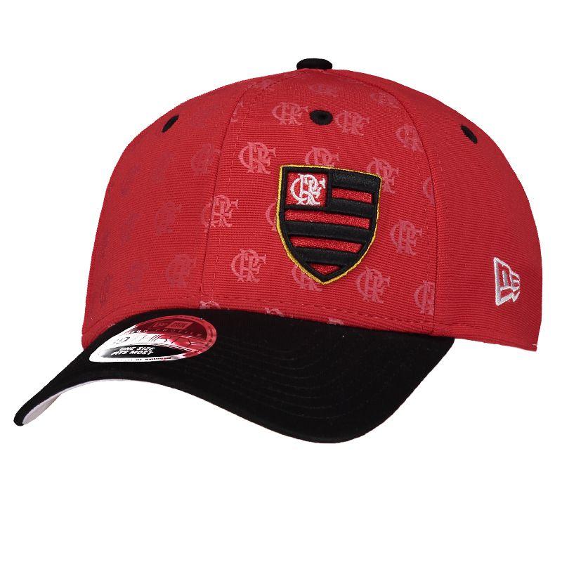 6a2df0ffe Boné New Era Flamengo 3930 Vermelho e Preto Somente na FutFanatics você compra  agora Boné New Era Flamengo 3930 Vermelho e Preto por apenas R$ 129.90.