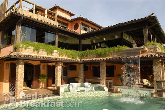Cachoeira Inn in Buzios, Brazil