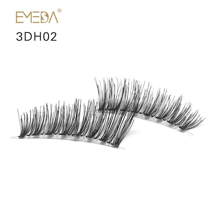 3c4a10b6ec9 Private Label 100% Real Human Hair Eyelashes PY1 | eyelash ...