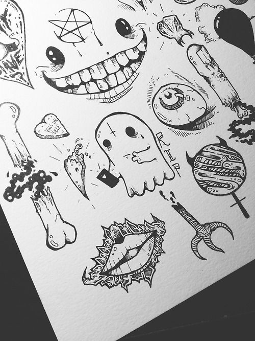 Flash Tattoo Tumblr Idea