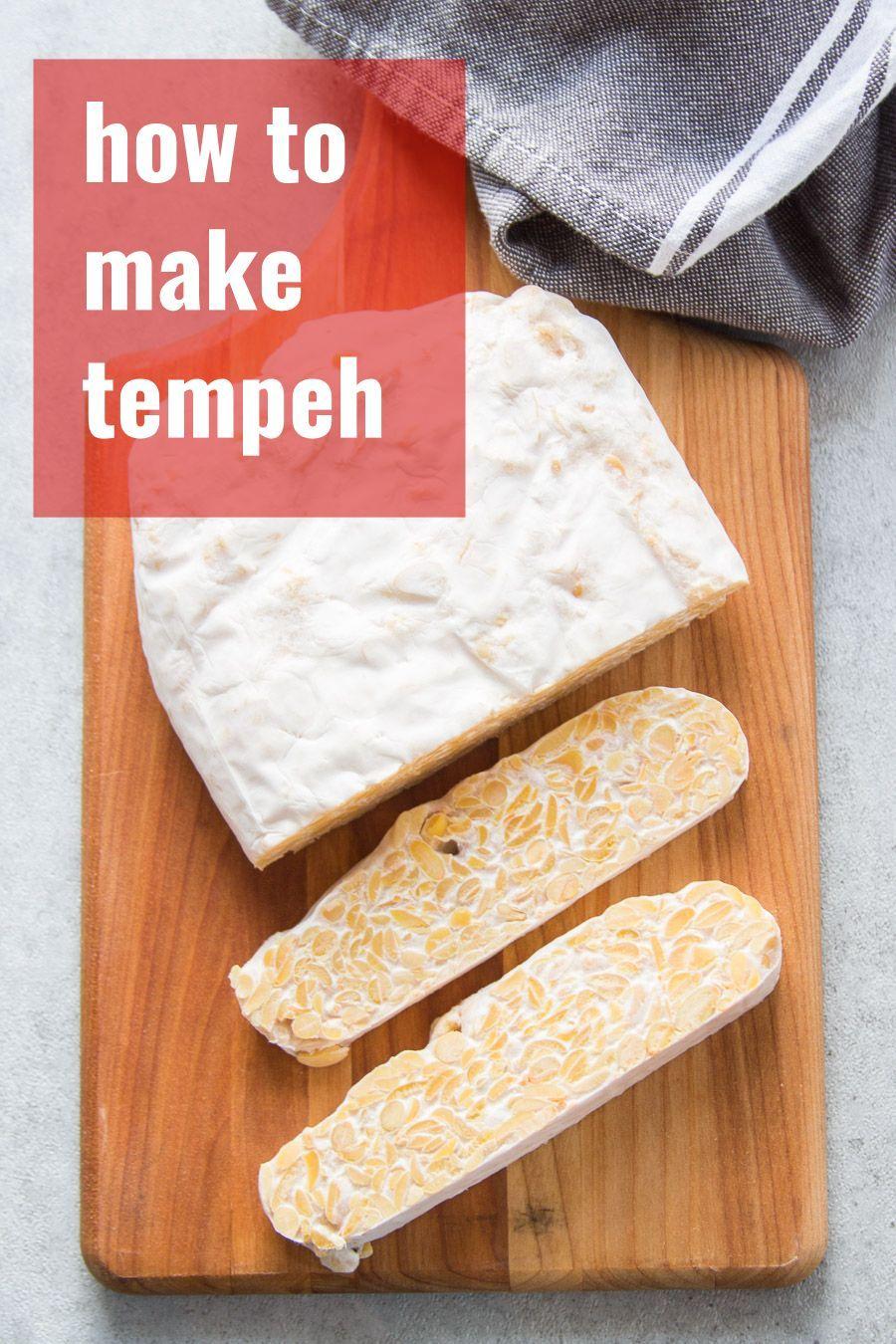 How To Make Tempeh Food Tempeh Vegetarian Recipes Easy