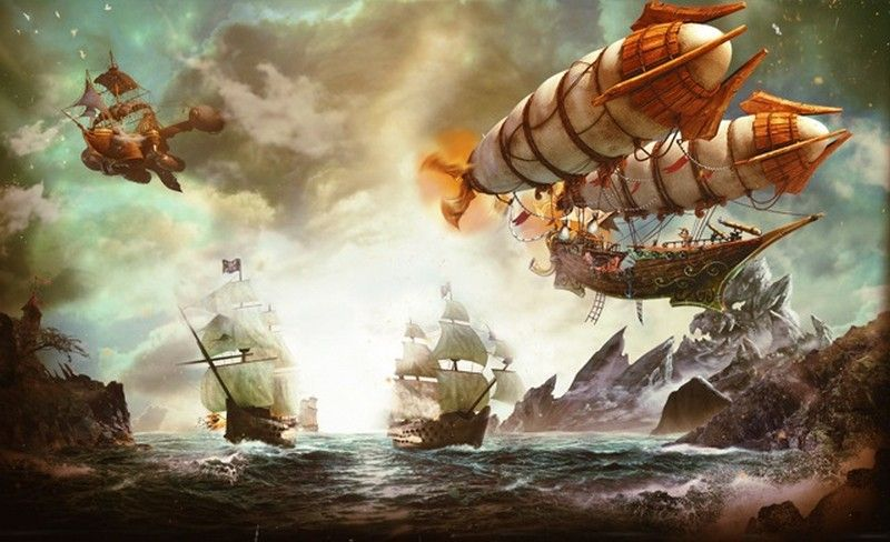 Pirates: Tides of Fortune | Free Online MMORPG and MMO Games List - OnRPG