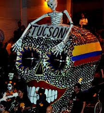 Tucson Is Known For Its Dia De Los Muertos Celebrations And Parade Not To Mention The Artist Who Contribute Dia De Los Muertos Day Of The Dead Muertos