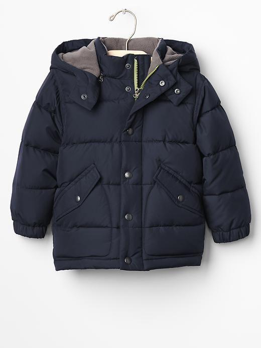 PrimaLoft&#174 Luxe puffer jacket Product Image   Boy style ...