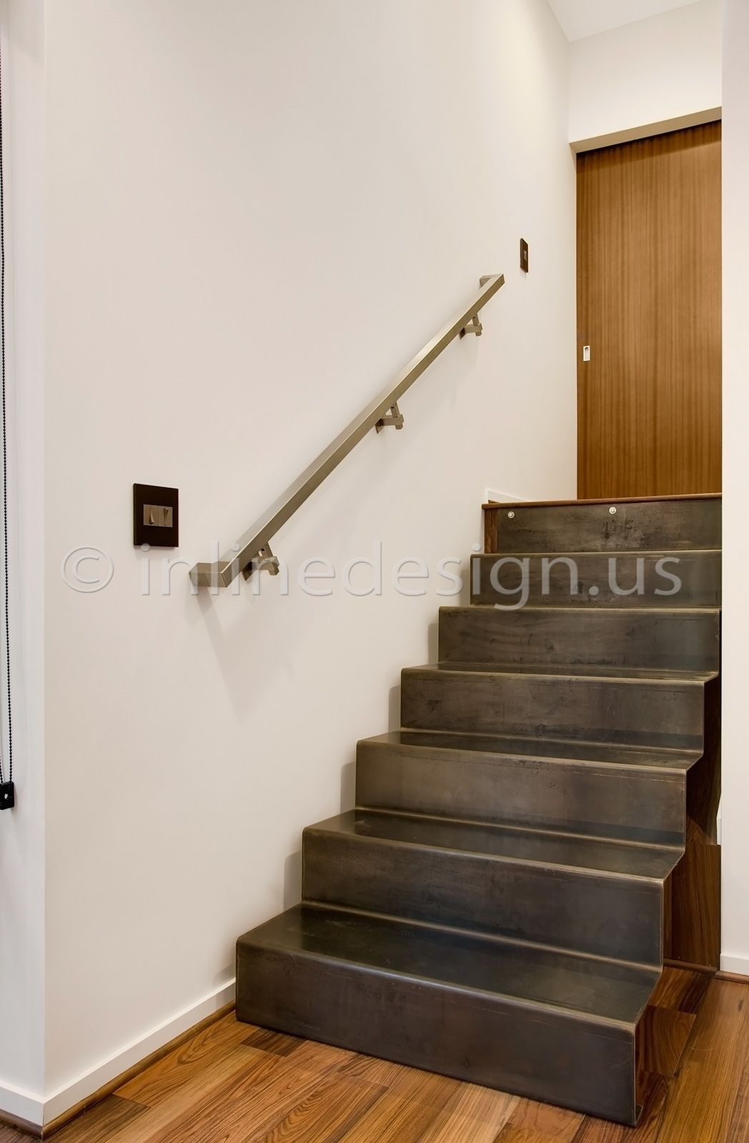 Image result for staircase wall balustrade Stainless