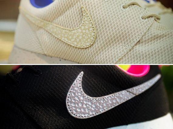 "ab8efa375cc2 size roshe run release reminder Size  x Nike Roshe Run ""Urban Safari Pack"""