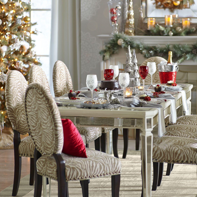 Merriweather Dining Table Antique White
