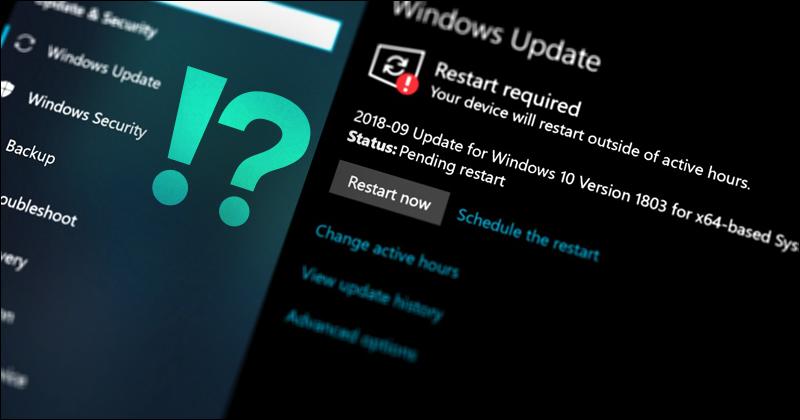 لماذا يحتاج ويندوز 10 إلى هذا الكم من التحديثات Windows 10 Windows 10 Versions Odate