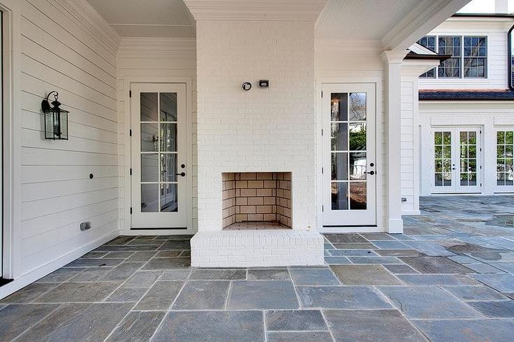 White Brick Fireplaces Google Search Things I Like