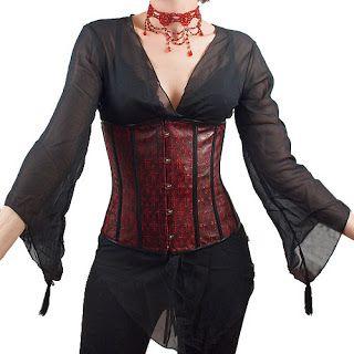 ropa gotica