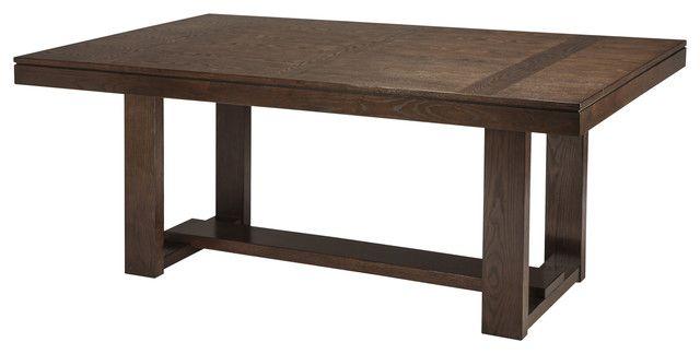 ONE IN STOCK   Watson Dining Table: 42u201d W X 72u201d D X