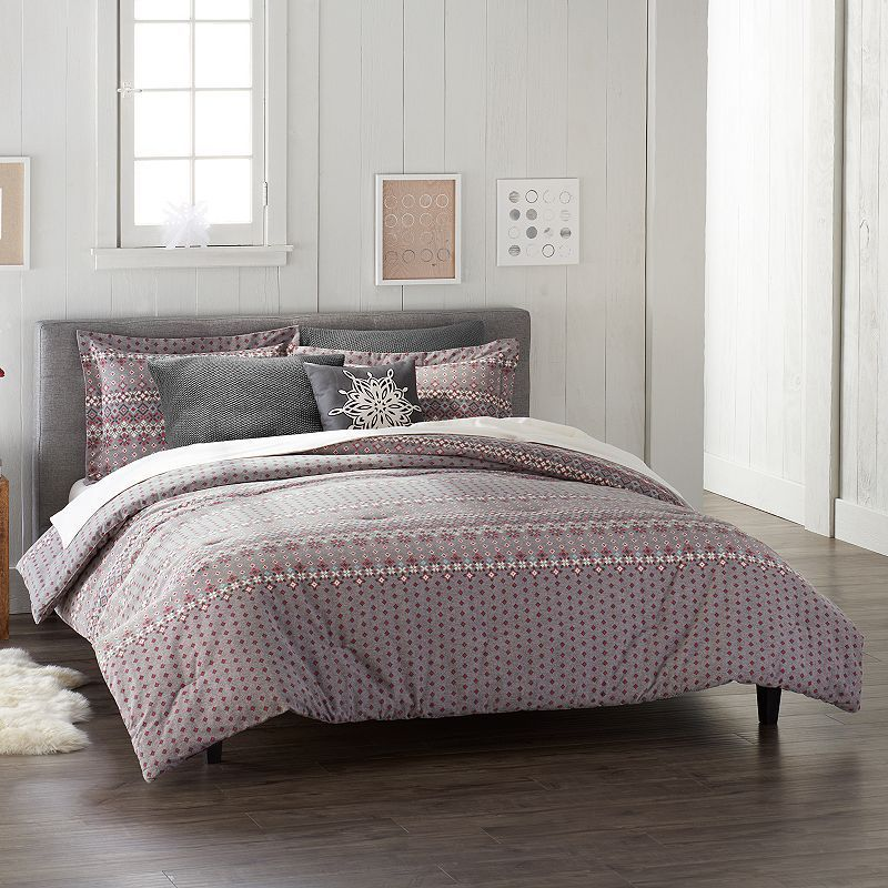 cuddl duds flannel comforter set, | products | pinterest | products