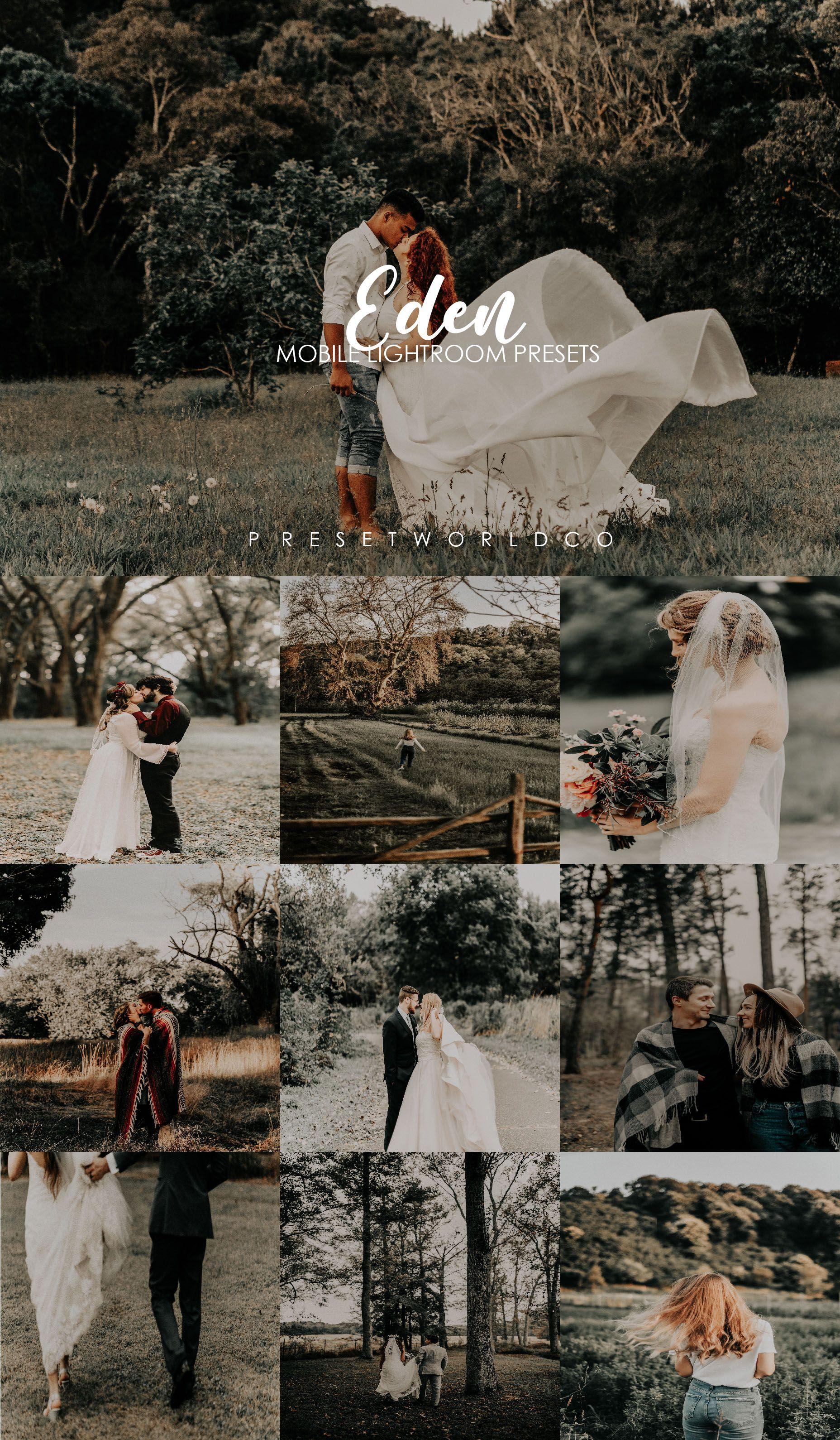 6 Best Wedding Lightroom Presets For Mobile And Desktop Etsy In 2020 Wedding Presets Christmas Engagement Photos Lightroom