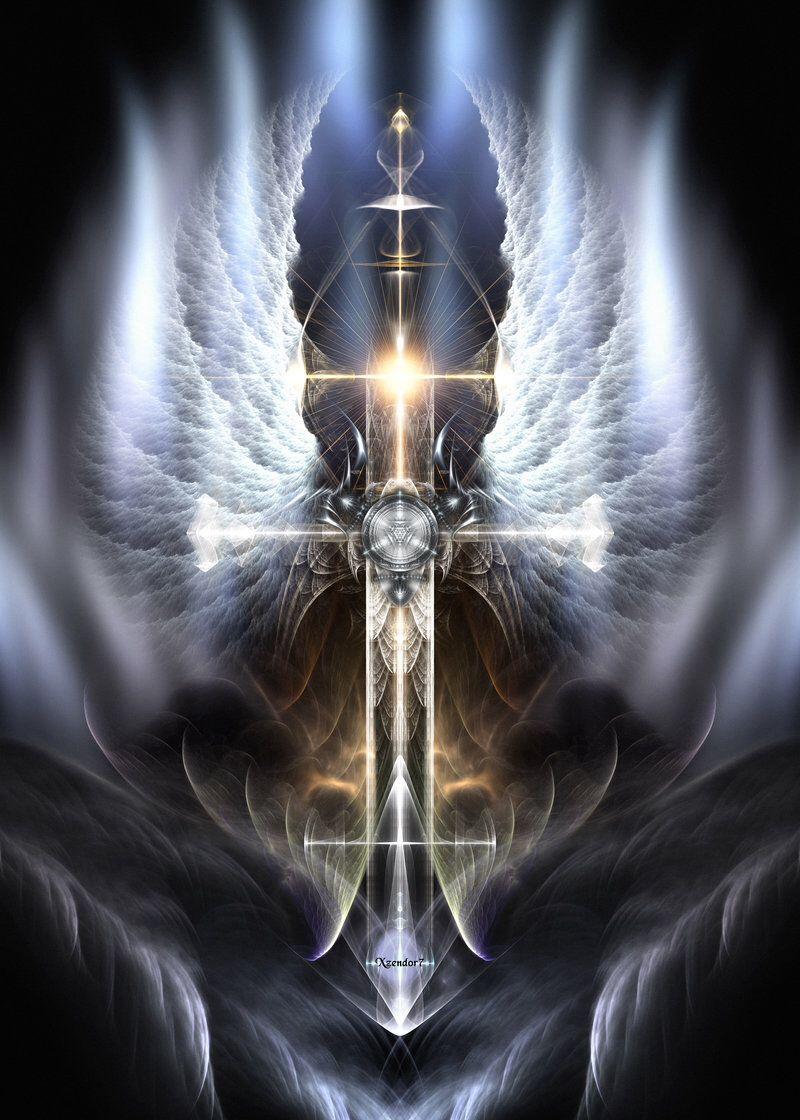 Sword of Archangel Michael 판타지, 판타지 아트