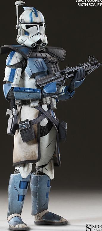 Echo 6th Scale 01 Png 343 774 Star Wars Clone Wars Star Wars Trooper Star Wars Characters