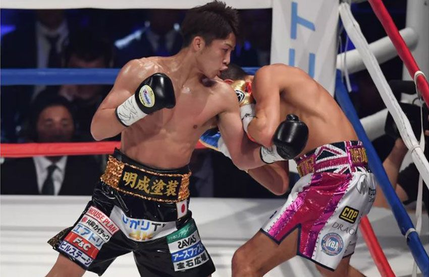 In A Shocker Naoya Inoue Shatters Jamie Mcdonnell In One Japan S Naoya Inoue Today Asiaampoceania Canadaampusa Boxing Allthebelts Boxing News Boxing Training Boxing Gym Boxing News