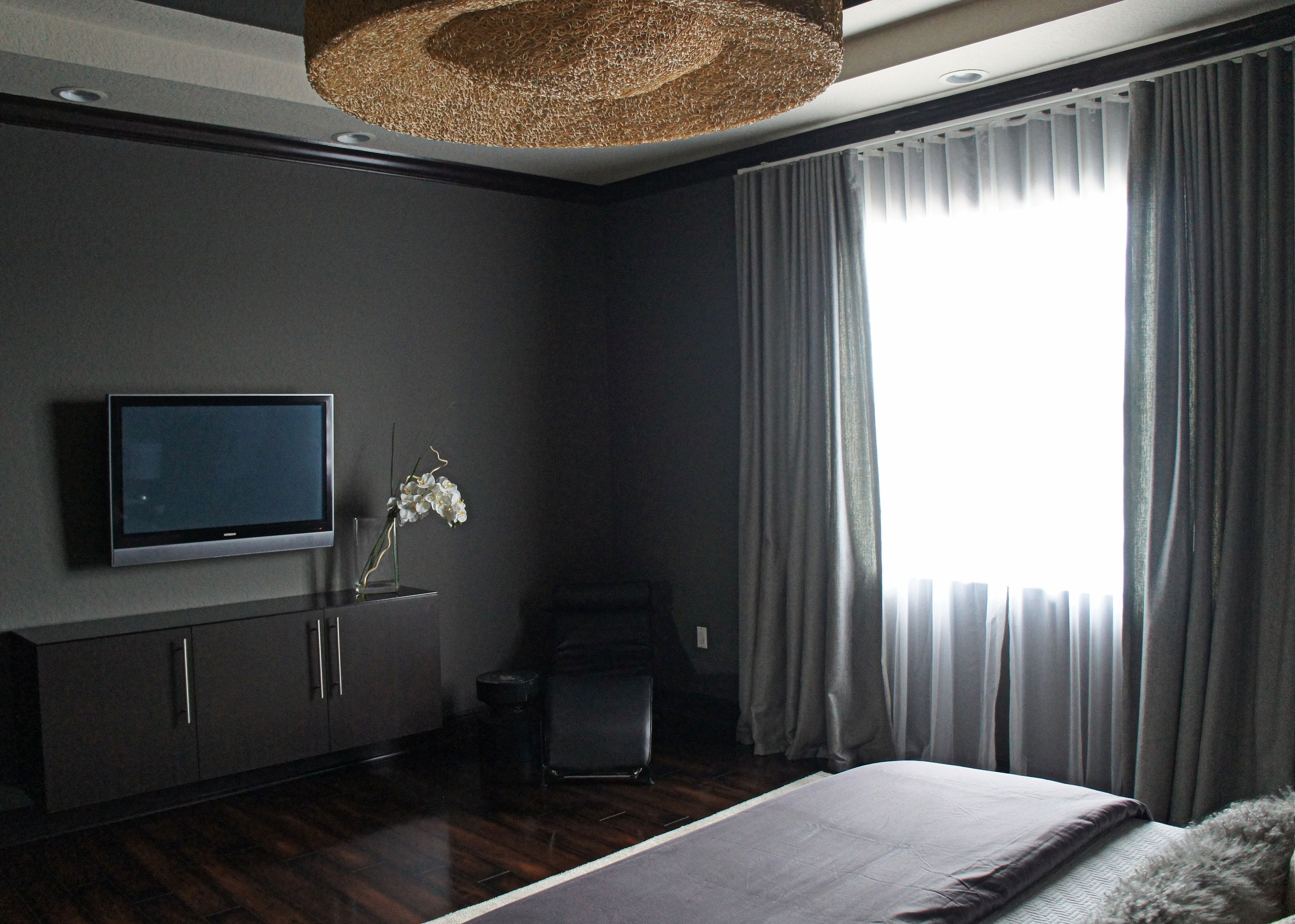 Chaise Lounges Grey And Masculine Bedrooms On Pinterest