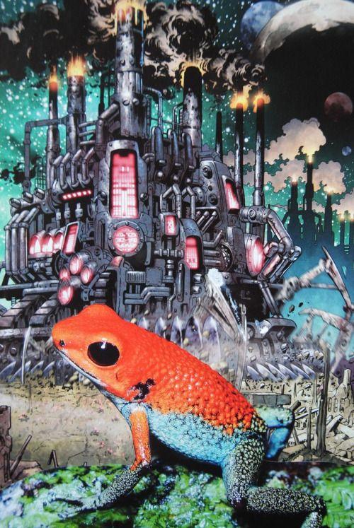 Rainforest 2079, handmade collage Free Worldwide Shipping! Shop: https://society6.com/turckart?promo=KPWDC7CFG9PX Song: https://www.youtube.com/watch?v=olzw8qi6Ptw