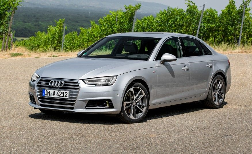 2017 audi a4 the early returns are positive photo gallery of prototype drive from car and. Black Bedroom Furniture Sets. Home Design Ideas