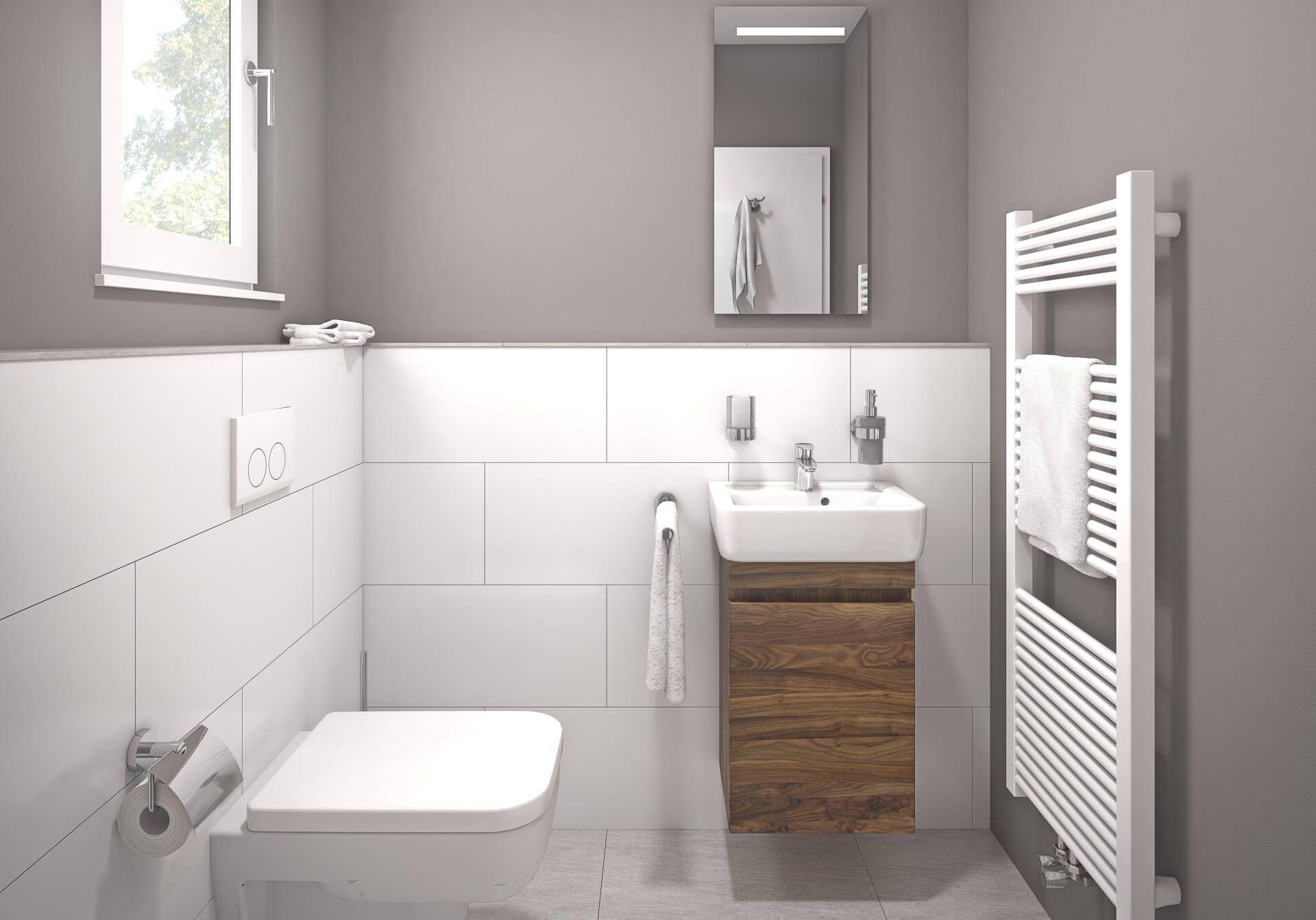 Badplaner Jetzt Badezimmer Planen Mit Obi In 2020 Gaste Wc Ideen Badezimmer Planen Gaste Wc