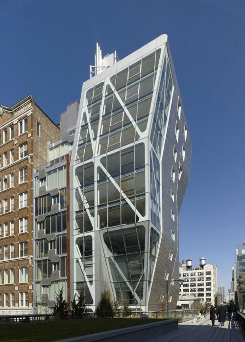 HL23 Located: West Chelsea, New York Architect: Neil Denari Architects
