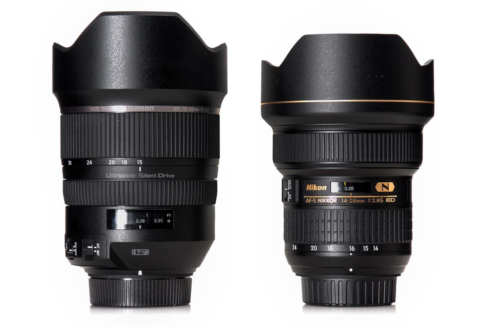 Prepare To Be Impressed Tamron 15 30 F2 8 Vs Nikon 14 24 F2 8