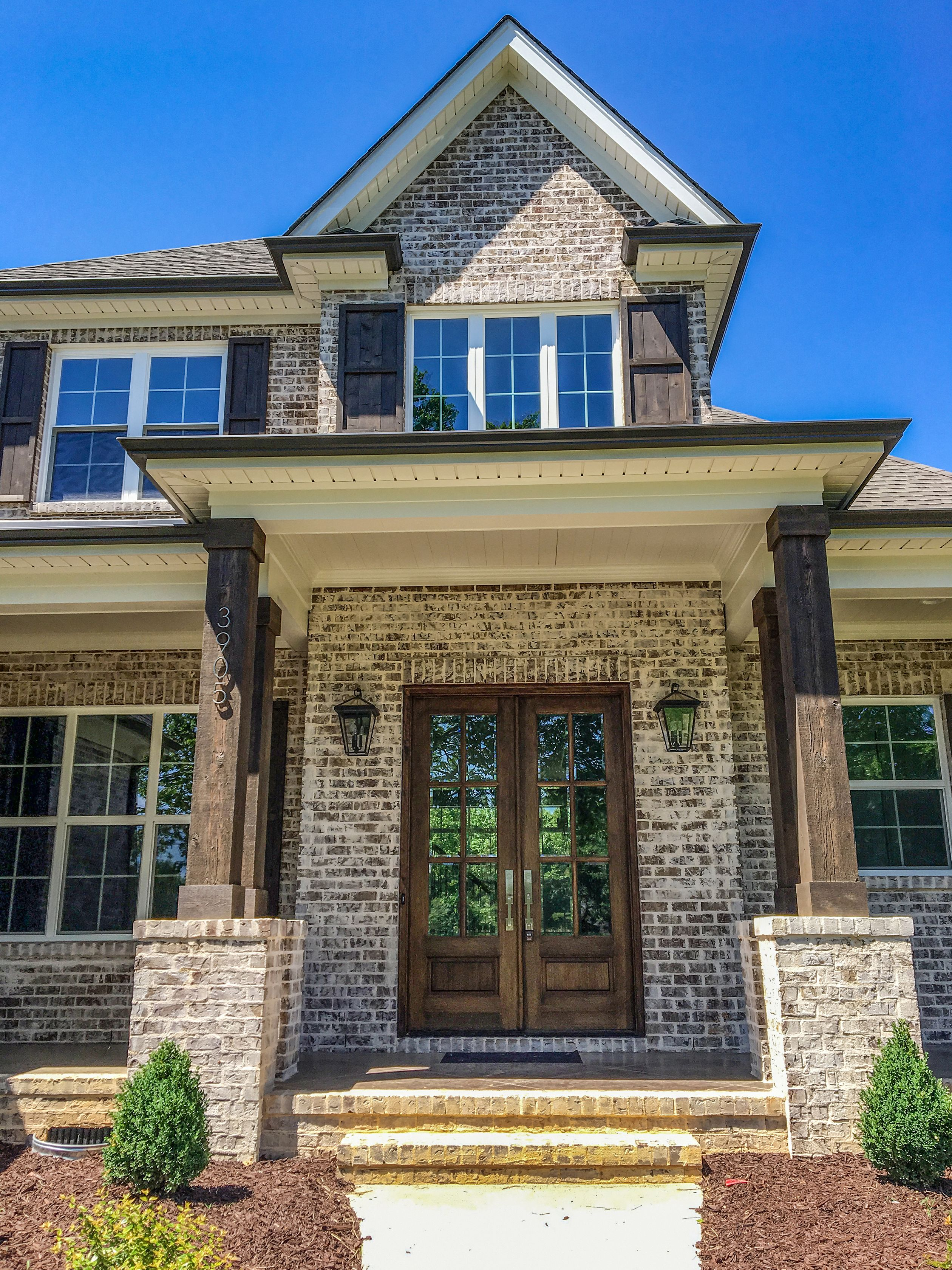 German House Designs: Get The Exterior Look You Want! Shown Here: Ashton Court