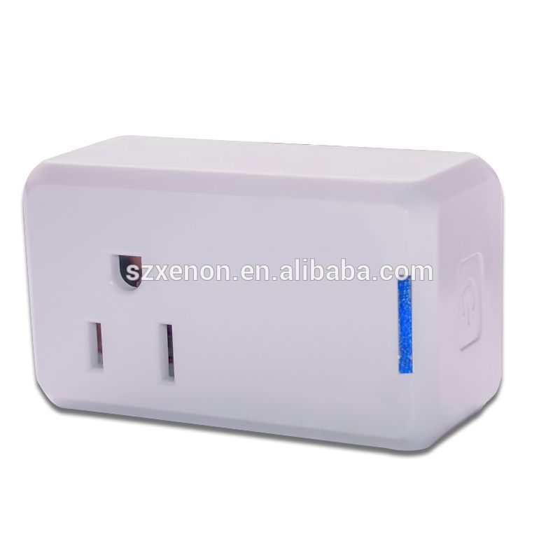 Xenon wifi smart home outlet plug switch wifi outlet intelligent ...