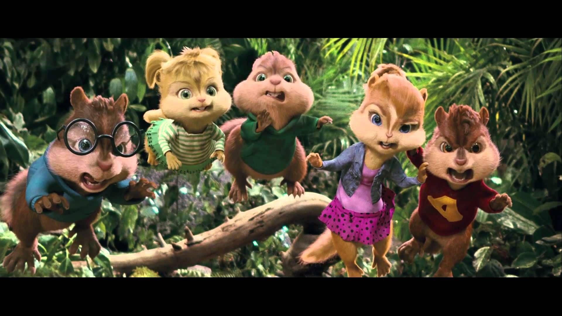 Alvin E Os Esquilos 3 Trailer Oficial Dublado 2 Alvin E Os