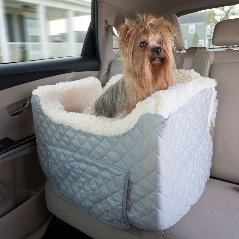 72 The Snoozer Lookout II Backseat Dog Car Seat Gives Your Pet Perfect Place To