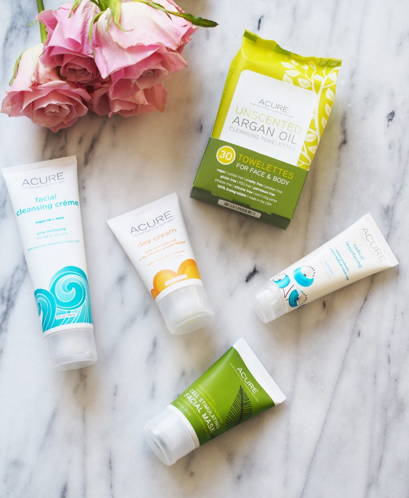 Product Review: Acure Organics + A #Giveaway