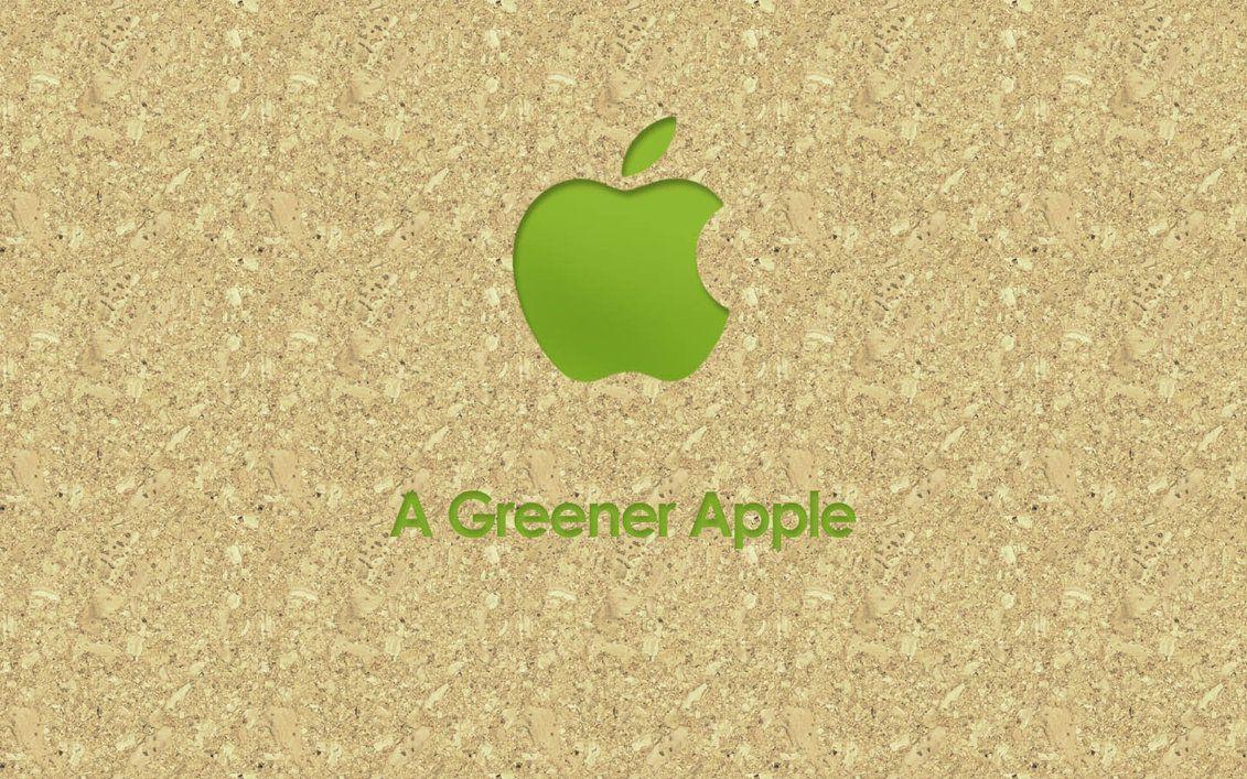 Apple環保