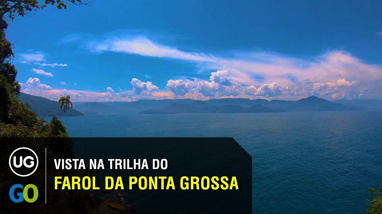 Farol De Ubatuba Ou Farol Da Ponta Grossa Visual Do Centro E