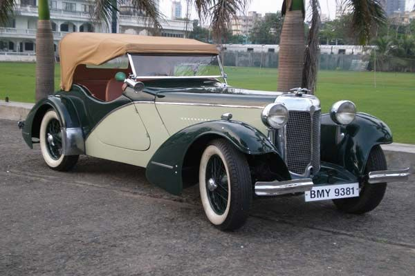 A Classic Vintage From India Vintage Cars Vintage Car Hire Car Hire
