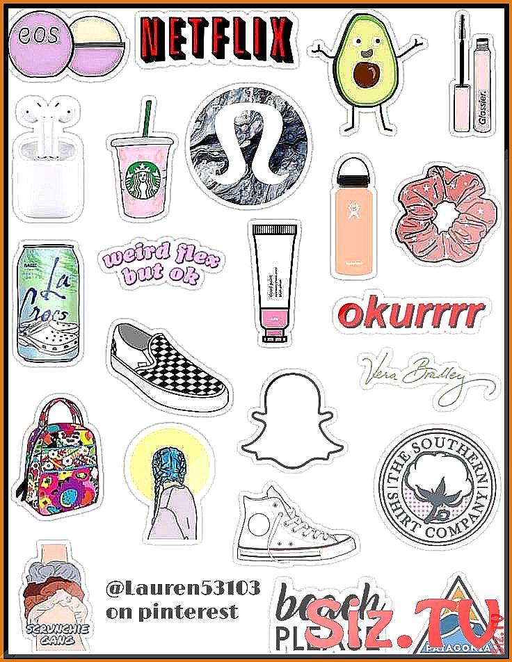 2019 Smugs Sticker Pack