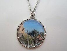 Disneyland Big Thunder Mountain Necklace