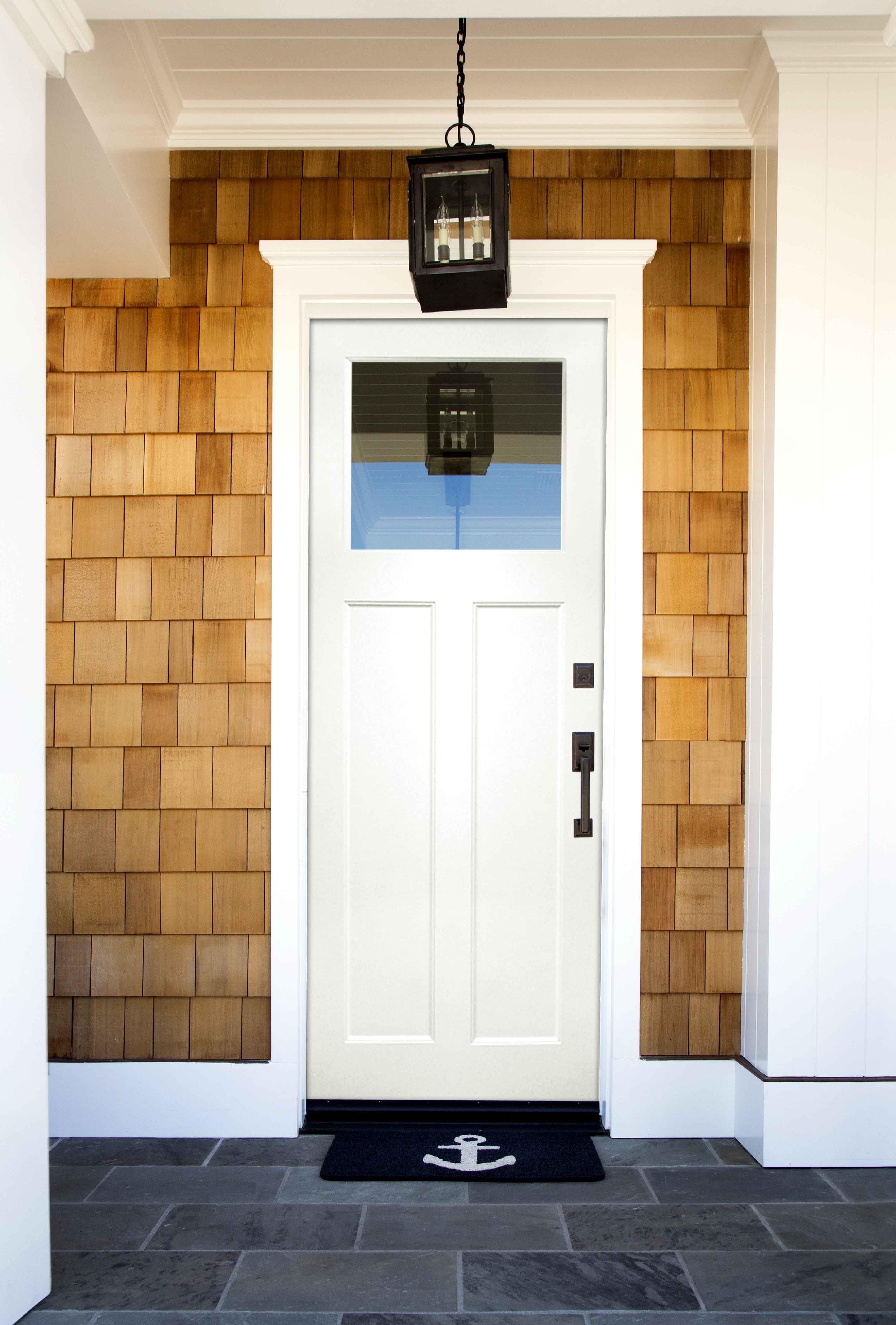 Plastpro Fiberglass Entry Doors Contemporary Front Doors Fiberglass Door