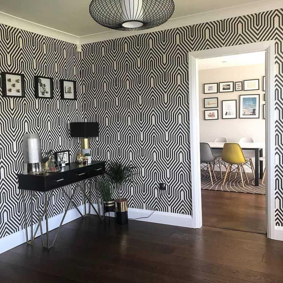Wallpaper Trends 2020 Wallpaper Trends Living Room Decor Gray Trending Decor