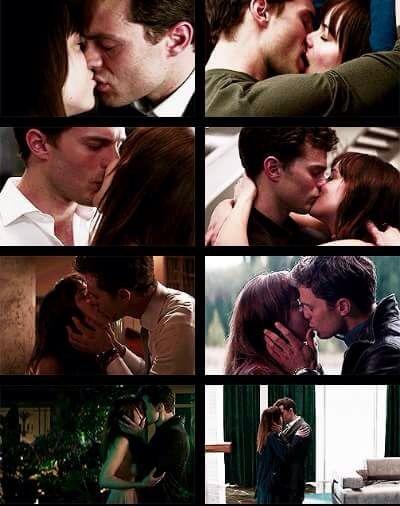 Kiss Me Fifty Shades Series Fifty Shades Movie Christian Gray Fifty Shades