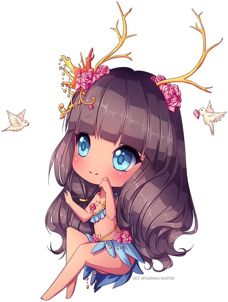 C Meara By Hyanna Natsu Deviantart Com On Deviantart Cute Anime Chibi Chibi Girl Drawings Anime Chibi