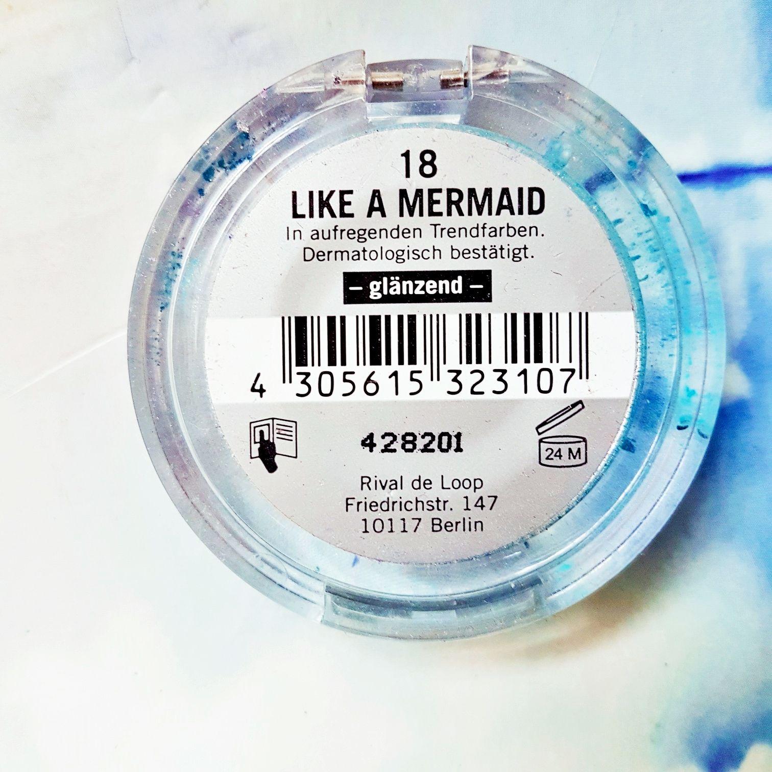 Rival de Loop Eyeshadow Lika a Mermaid
