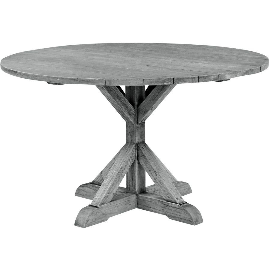 Inch Round Table Credainatconcom - 50 inch round pedestal table