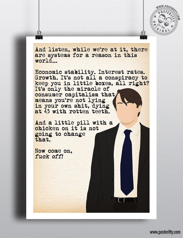 WINSTON CHURCHILL Minimalist Quote Poster Posteritty Minimal Print Success