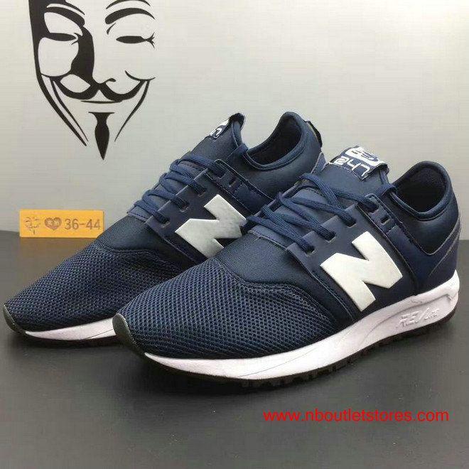 new balance 247 all navy