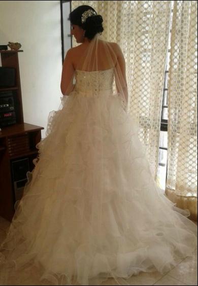 Alquiler de vestidos de novia ibague