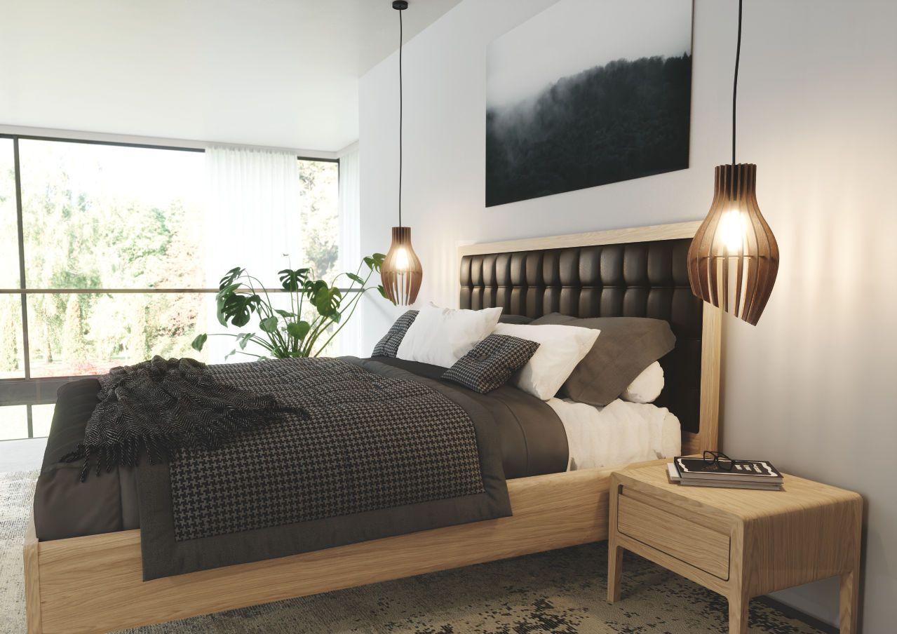 solid Massivholzmöbel  Schlafzimmer einrichten, Gemütliches